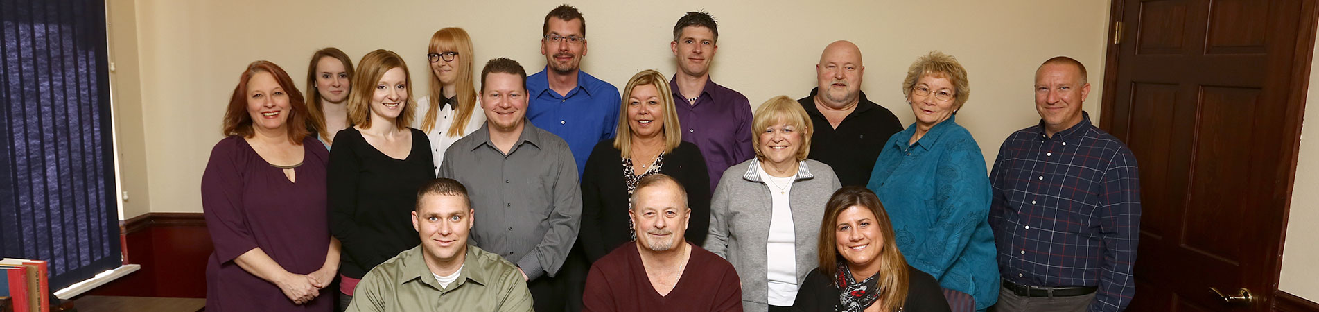 The whole team here at Sunset Realty Services.
