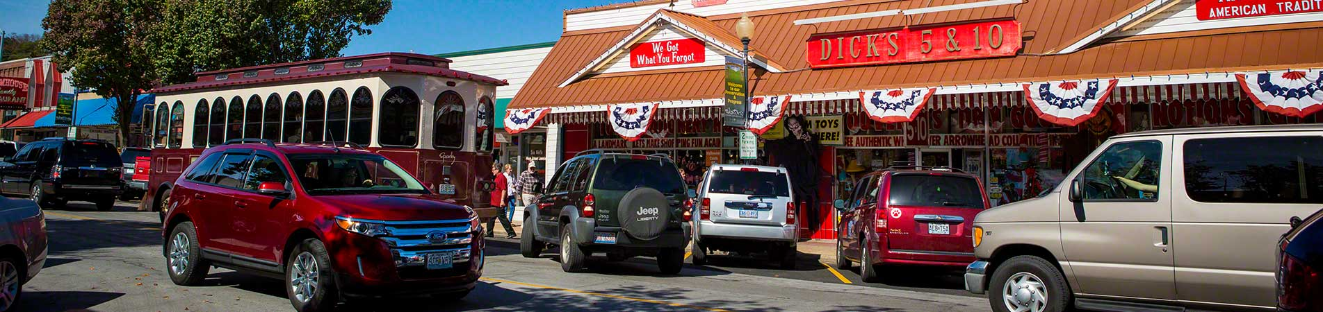 One of the most accurate small town pictures of Branson, Missouri.