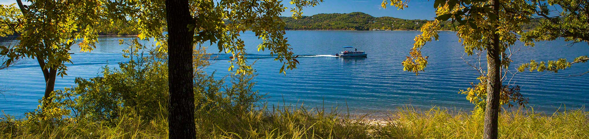 Picture of Table Rock Lake taken by one of our very own realtors in Branson, MO.